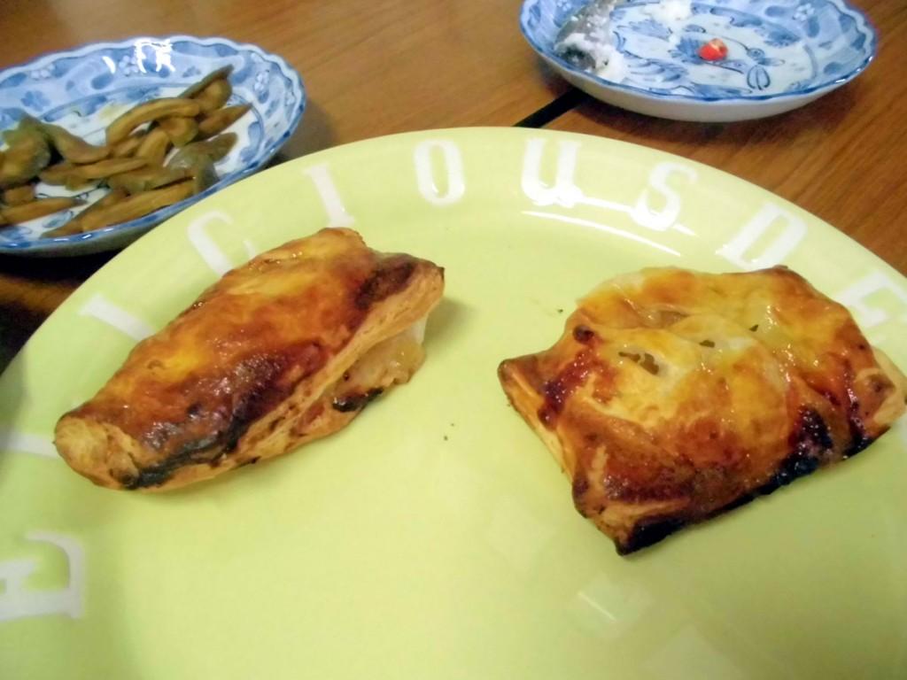 手作りアップルパイ(ふじのりんご)